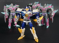 Transformers News: New BotCon Exclusive Galleries: 2010 Sky-Byte and Sharkticons