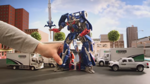 Transformers News: Enterprise Rent-A-Car Transformers: The Last Knight Promotion - Press Release