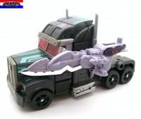 Takara Tomy Transformers Prime Arms Micron AM-25 Nemesis Prime Pictorial Review