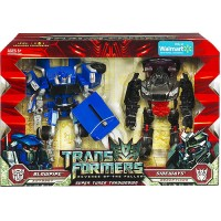 Transformers News: ROTF Super Tuner Throwdown listed at Walmart.com