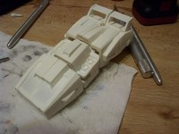 More pics of SGC DFT-01 Drift assembled
