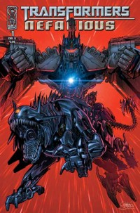 Transformers News: IDW Transformers Publishing - March 2010