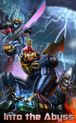 "Transformers: Legends ""Into The Abyss"""