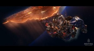 Transformers News: Behind the Magic: The Visual Effects of 'Transformers Age of Extinction'