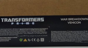 Transformers Prime 10th Anniversary Boxset Update