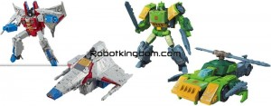 ROBOTKINGDOM.COM Newsletter #1470 with New Siege Voyager Preorders and More