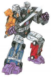 Transformers News: Buyer beware: KO Menasor