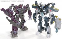 Transformers News: Seibertron Gallery Update: DOTM Shockwave & Skyhammer