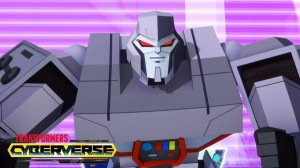 Episode 6 of Transformers Cyberverse Now Online