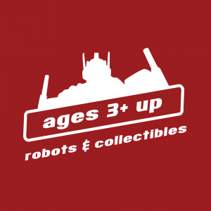 Transformers News: Ages Three and Up Product Updates - August 25, 2017