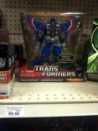 "Transformers News: Toys""R""Us Exclusive Masterpiece Thundercracker Released!"