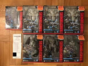 Transformers News: Think Geek is Offering Deep Discounts on Studio Series Decepticons!
