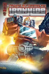 Transformers News: IDW Publishing Press Release on Transformers: Ironhide
