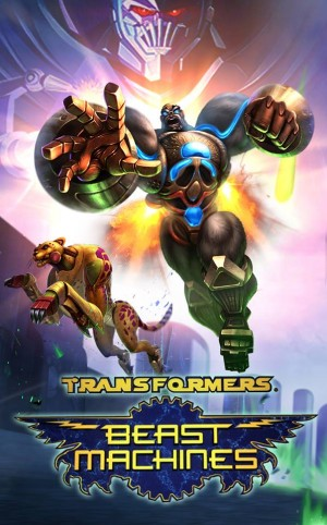 Transformers News: Transformers: Legends New Episode 'Beast Machines'