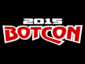 Brochure now available for BotCon 2015