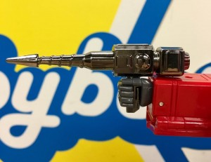 Transformers News: New Images of Drill and Briefcase Accessory for Takara Tomy Masterpiece MP-27 Ironhide