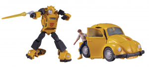 Transformers Masterpiece MP-45 Bumblebee ver. 2.0 Takara Tomy Promotional Video