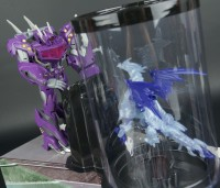 Transformers News: New Galleries: SDCC 2013 Shockwave's Laboratory Set
