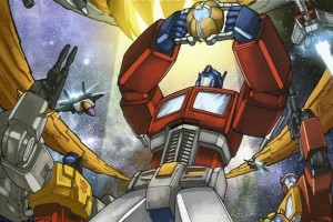 'Optimus Prime and Me' - The Influence of Transformers