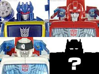 Choose which characters you think should be nominated for 2011's Transformers Hall of Fame