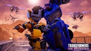 Transformers: VR Invasion Announced