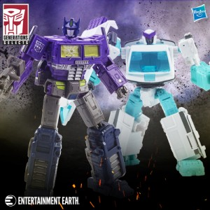 Generations Selects Shattered Glass Optimus Prime & Ratchet 2-Pack and more from Entertainment Earth