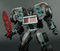 Transformers News: New Gallery: Club Subscription Service Scourge