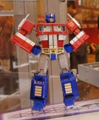 Transformers News: Hasbro Masterpiece Optimus Prime 2.0 Headed Down Under