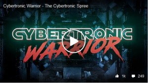 Transformers News: New Video from The Cybertronic Spree - Cybertronic Warrior