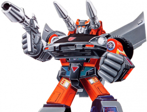 Transformers News: Listings for Upcoming Toys Include New Movie Megatron, WFC Soundblaster + Bluestreak, Cheetor and More
