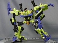 Transformers News: In-Hand Images: Takara Tomy United EX Assaultmaster Prime, Buildmaster Prime, & Arms Micron Pure Energy B.2