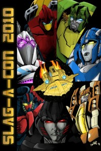Transformers News: Slag-A-Con 2011 has been officially announced