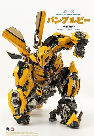 HobbyLink Japan Sponsor News - DLX Bumblebee & More Figures Available Now