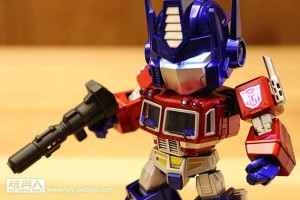 Transformers News: Kids Logic Super Deformed Optimus Prime Images