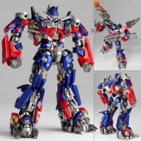 Transformers News: Sci-Fi Revoltech Optimus Prime Video Review