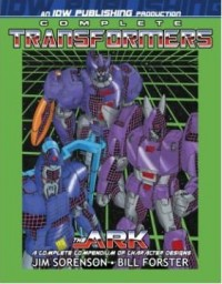 Transformers News: 5-Page Preview of IDW Transformers The Complete Ark