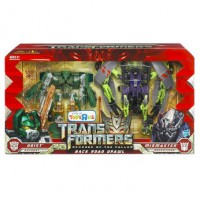 "Transformers News: TRU Exclusive ""Back Road Brawl"" Coming to UK!"