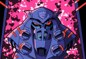 Transformers News: TFCC Magazine to feature a new Transformers: Animated comic and information on cancelled Season 4