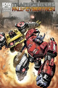 Transformers News: Transformers: Fall of Cybertron Digital Comic Q&A with John Barber