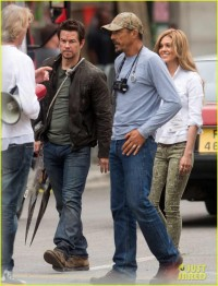 Transformers News: New Weapon Sighted on Transformers 4 Detroit Set