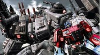 Transformers News: More Transformers: Fall of Cybertron Footage - Grimlock, Megatron, Escalation, and More
