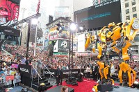 Highlight Reel and Photos from TF3 DOTM Red Carpet Premiere in New York
