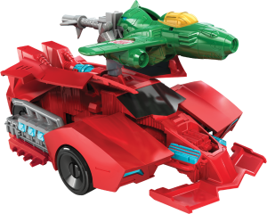 NYCC 2016 Transformers: Robots in Disguise Combiner Force Official Images UPDATED