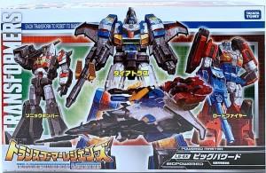 Transformers News: LG-EX Big Powered Box Images