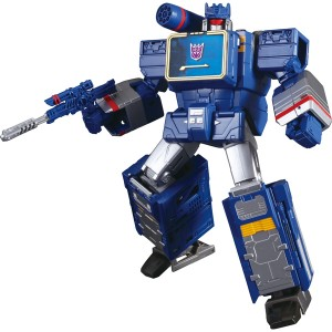 New Stock Images for Takara Tomy Transformers Legends LG36 Soundwave
