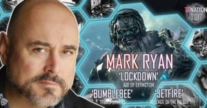 Voice Actor Mark Ryan to Attend TFNation 2017