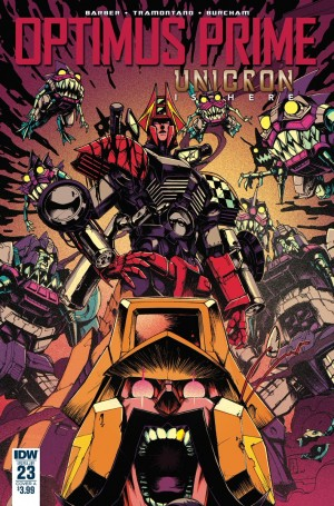 iTunes Preview of IDW Transformers Optimus Prime #23