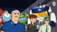 """Transformers: Rescue Bots """"The Haunting of Griffin Rock"""" Preview Clip"""