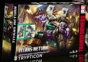 Box Art for Transformers Titan Class Trypticon