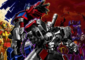 Transformers News: Transformers Cloud: Guardians of Time Chapter 1